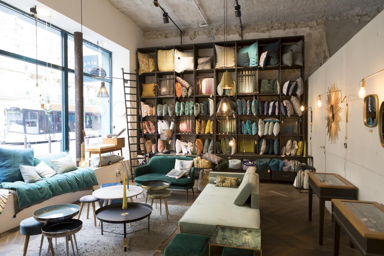 Bienvenue Dans Mon Concept Store Dédié à Lu0027univers De La Décoration